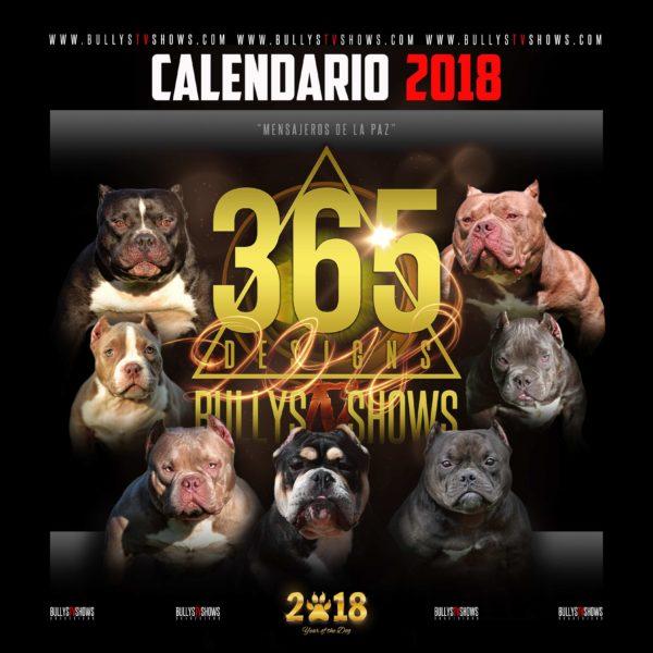 Calendario 365.Calendario 365 Bullys Tv 2018 Bullystvshow